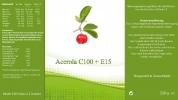Acerola C100 + E15