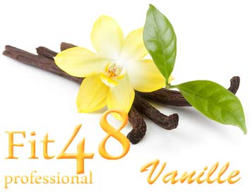 Fit48 professional Vanille